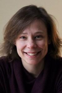 Photo of Dana Meachen Rau smiling
