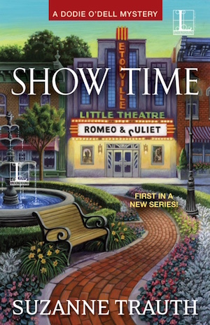Show Time by Suzanne Trauth book cover