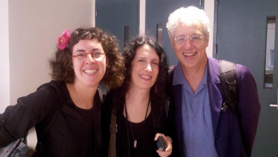 Caroline Leavitt with The Book Doctors