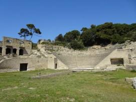 The Pausylipon theatre