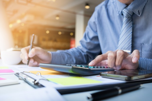 business finance man calculating budget numbers invoices and financial adviser working 1423 119 - What You Should Avoid When it Comes to Improving Your Space