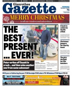 glenrothes gazette