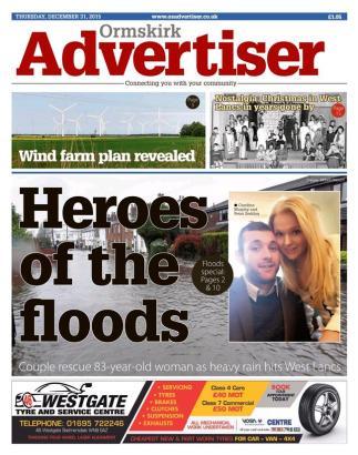 floods thurs ormskirk