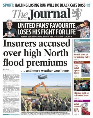 floods weds journal