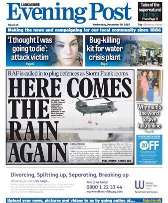 floods weds lep
