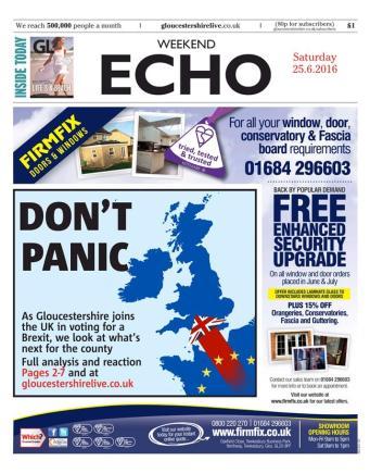 brexit cheltenham