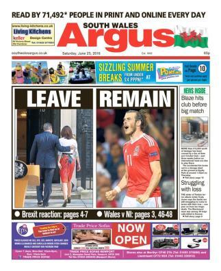 brexit newport