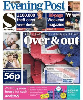 brexit preston