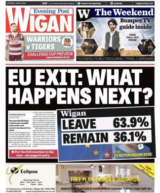brexit wigan