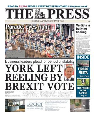 brexit york