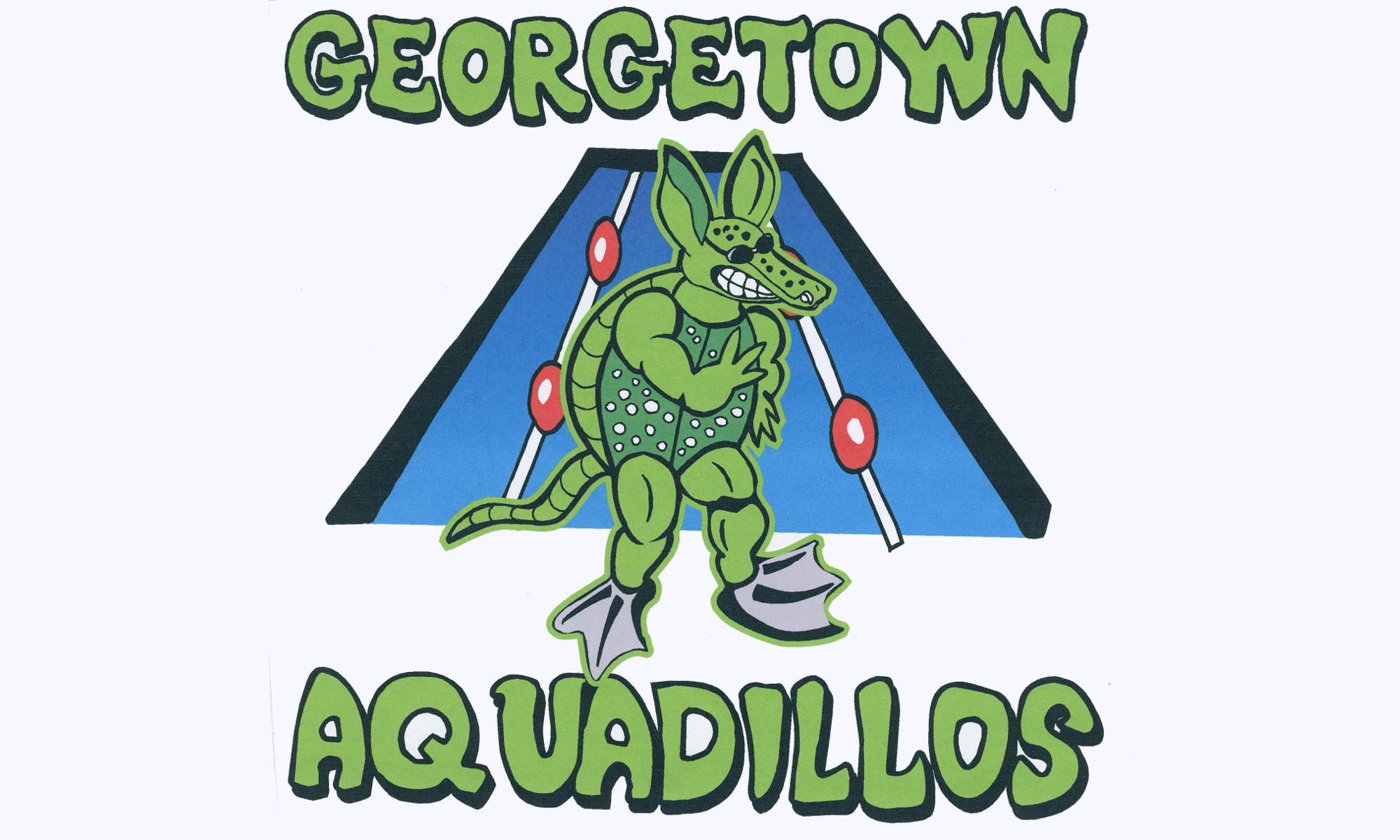 2008 Georgetown Aquadillos Logo