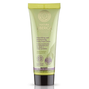 Davidii Natura Siberica Nourishing And Moisturizing Daily Foot Cream