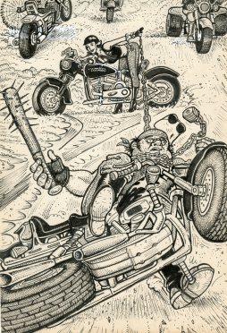 DP#6(Bikers)
