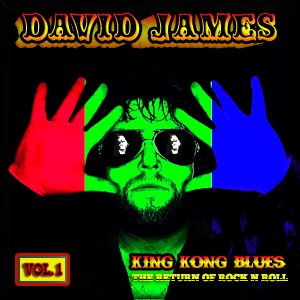 Album King Kong Blues Vol1 by David James In Boston