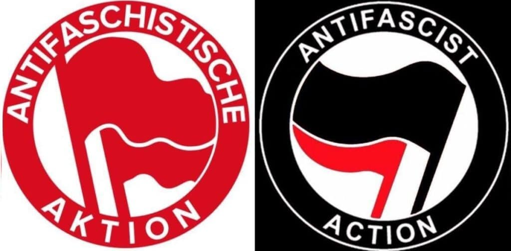 antifa communist hate group
