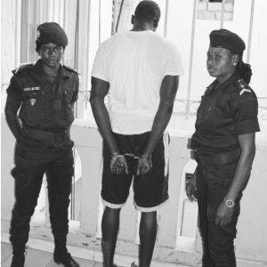 Lamine Dabo arrêté