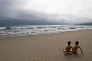Ken & Ken à la plage