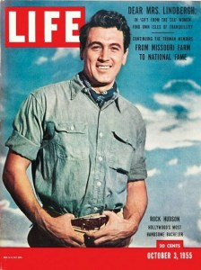 Rock Hudson : bachelor of the year