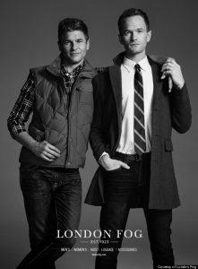 Neil Patrick Harris et David Burtka - publicité