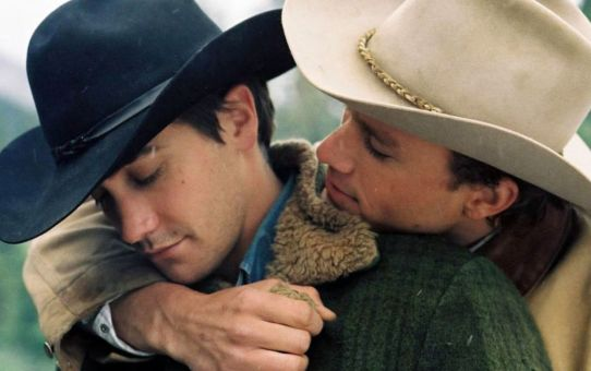 Brokeback Mountain - scene