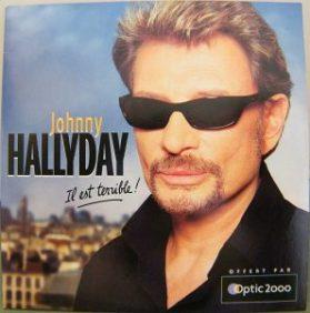 Johnny, éternel branleur capable de vendre n'importe quoi