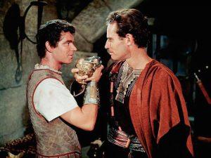 Ben Hur et Messala -Ben Hur 1959