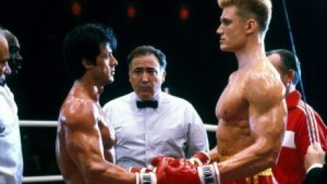 Rocky IV, Sylvester Stallone rencontre Dolph Lundgren