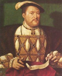Henri VIII - Le roi rouquin