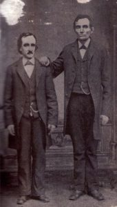 Edgar Allan Poe & Abraham Lincoln