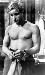 Marlon Brando - Un Tramway Nommé Désir - 1950