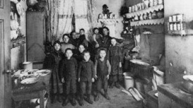 Famille allemande 1900