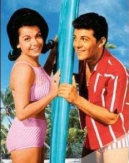 Frankie Avalon & Annette Funicello