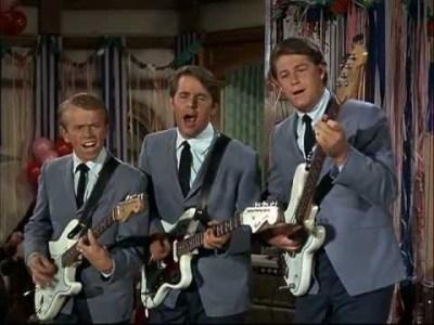 Les beach boys - The Monkey's Uncle 1965