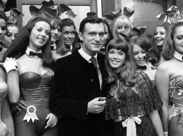 Hugh Hefner - Le playboy et ses bunnies