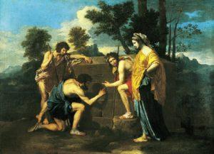 Les Bergers d'Arcadie - Nicolas Poussin - 1638