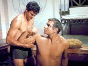 Séduction - Spartacus 1960