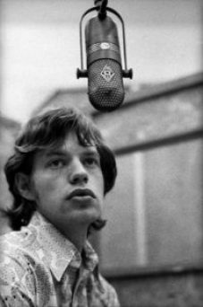 Mick Jagger - RCA Studios Hollywood -1965 Gered Mankowitz