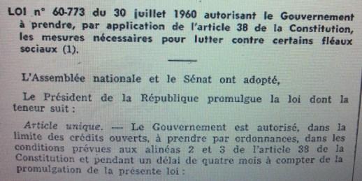Amendement Mirguet