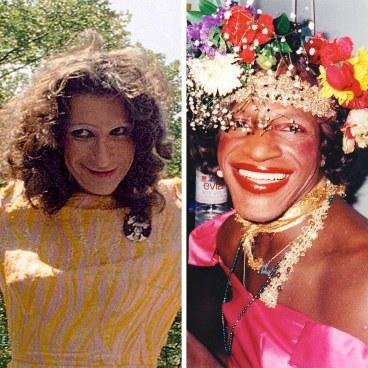 Sylvia Riviera - Marsha P Johnson