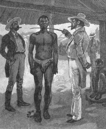 Marché aux esclaves - Copie
