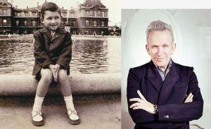 Jean Paul Gaultier - avant et après sa mue