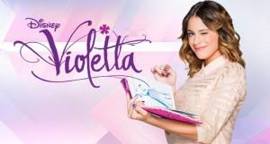 Poster Violetta - Disney