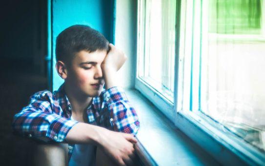 solitude du jeune gay