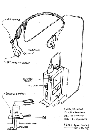 electronics   David John Kaye