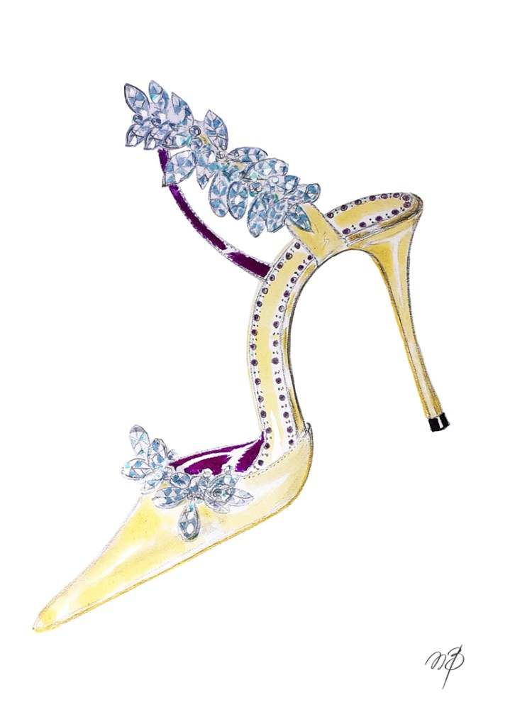 manolo blahnik lurum shoe