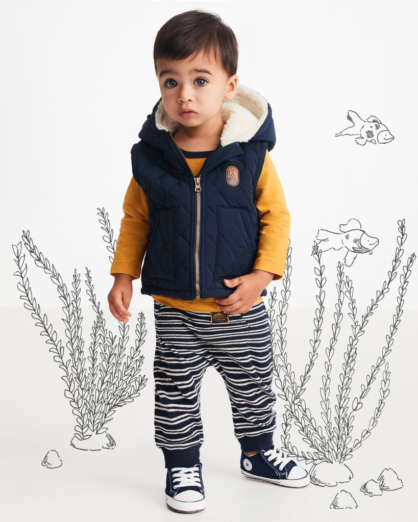 organic baby clothes winter