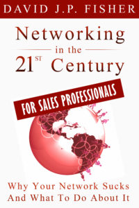 Networking Cover - Sales Professionals