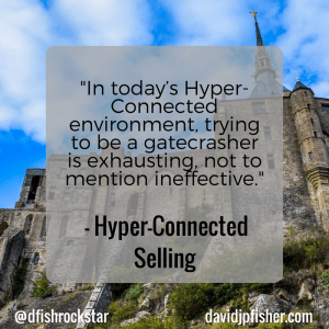 Hyper-Connected Selling Idea #19