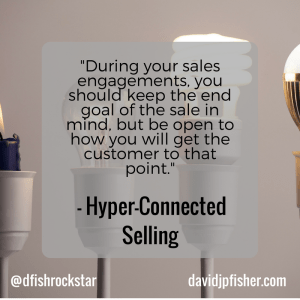 Hyper-Connected Selling Idea #29