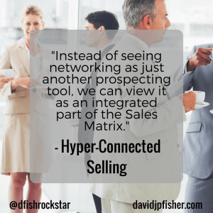 Hyper-Connected Selling Idea #30